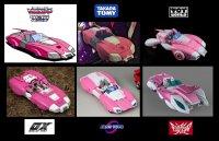 Takara TOMY MP-5 Arcee Comparions Images With Ocular Max, Fanstoys, ToyWorld, Big Firebird Toys (1).jpg